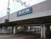 阪急千里線「南千里」駅